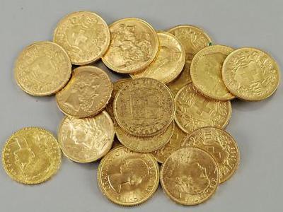Con il banco metalli l'investimenti in sterline oro è sicuro