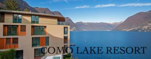 vivere negli appartamenti sul lago di Como