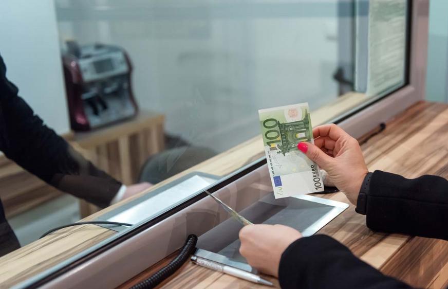 Buche da prestiti finanziari